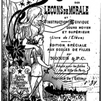 Lecons de Morale 1904