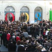 Google Press Conference December 6, 2011, Paris